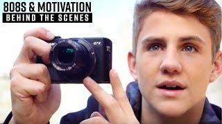MattyBRaps - 808's & Motivation ft Ava Davis (Behind The Scenes)