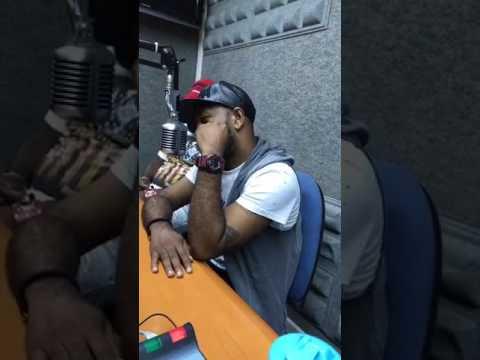 Projecto X . Rádio Luanda. HipHop Angola