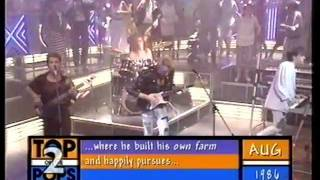 It Bites - Calling All The Heroes - Top Of The Pops 2 - Wednesday 30th January 2002