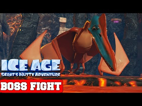 Ice Age Scrat's Nutty Adventure - All Boss Fights