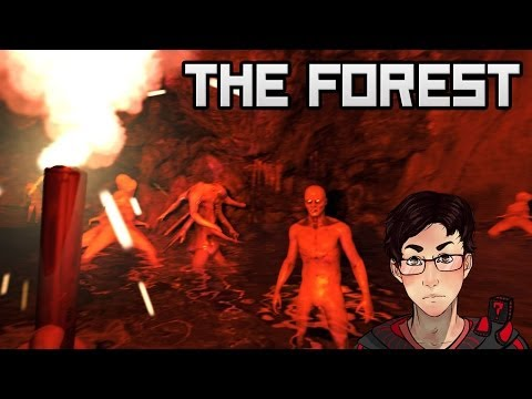The Forest: Natives in the Wall! (First Look Alpha Gameplay)