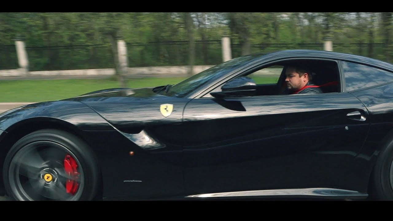 Тест Драйв от Давидыча Ferrari F12 Berlinetta