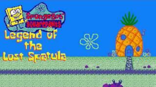 Menu Theme - Spongebob Squarepants: Legend of the Lost Spatula