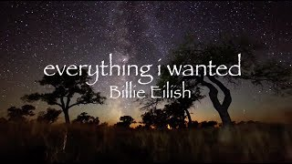 Billie Eilish - everything i wanted - 9D Audio - 1 Hour