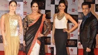 Big Star Entertainment Awards 2013: Big B, Salman, Deepika, Kareena and Amitabh Bachchan