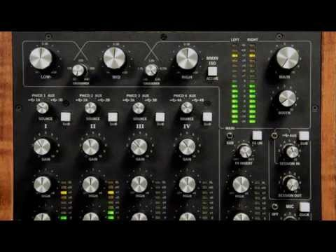 Rane MP2015 Isolator Demo