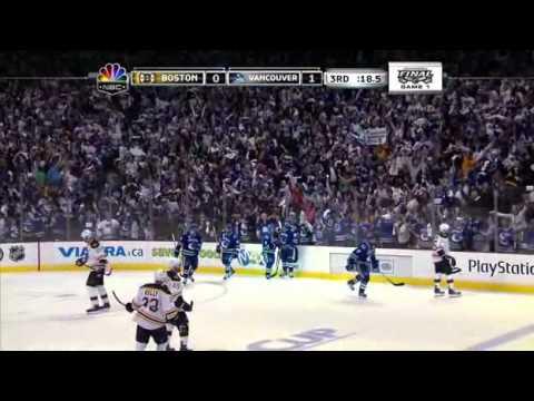 NHL 2011 Stanley Cup Final Game 1 Bruins vs Canucks Part 8/8 HDTV