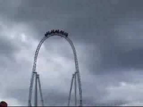 Stealth Rollback at Thorpe Park
