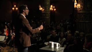 Building a slow food nation: Josh Viertel at TEDxManhattan