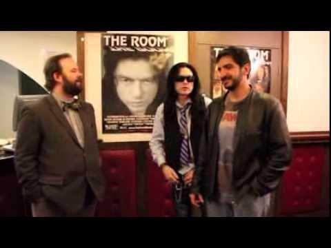 Tommy Wiseau Directs The Bristol Bad Film Club