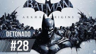 Batman Arkham Origins Detonado Parte #28 Mais Procurados: Shiva [Dublado PT-BR]