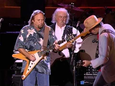Crosby, Stills, Nash & Young - Almost Cut My Hair (Live at Farm Aid 2000)