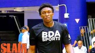 Stanley Johnson 2015 NBA Draft Workout - Top 10 Draft  Pick NBA Draft 2015