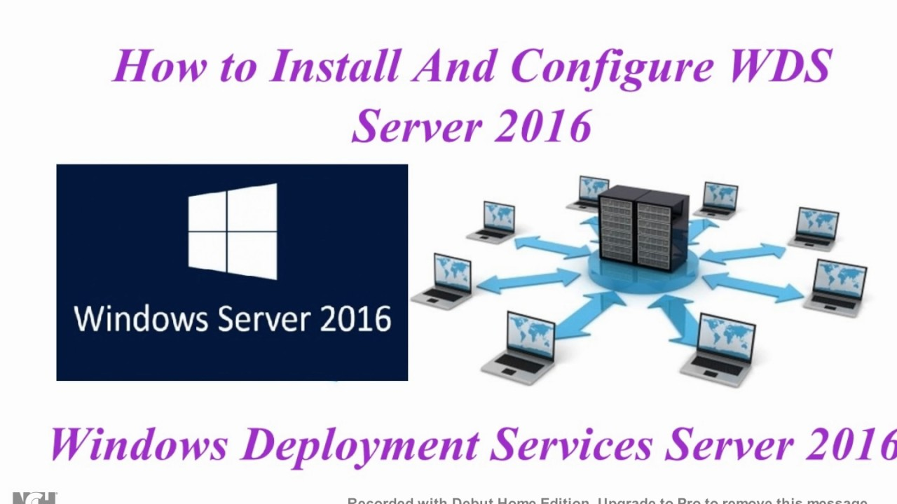 How to Install and Configure WDS in Server 2016 !! MCITP !! Windows  Deployment Services !!