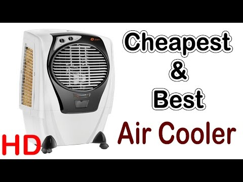 UNBOXING | Cheapest  &  Best Air Cooler of 2017 in india | Orient Snow Breeze Slim | Cooler | Hindi