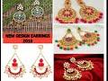 Party wear Earrings    Latest earrings designs    Unique Earrings 2019    Best Kundan Earrings