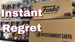 Funko Shop Exclusive and Chase Roulette with Entertainment Earth 9 Pops