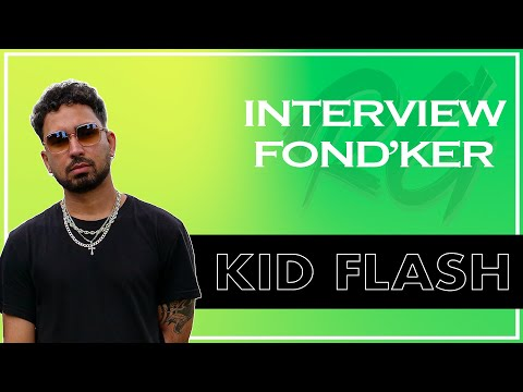 Kid Flash | Interview FONDKER - Le 240Gang, Ses Inspirations Artistiques, Le BeatMaking