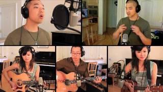 Wong Fu x Harry Shum Jr - Summer Daze feat. George Shaw, Dawen, Alfa, Nathan Park