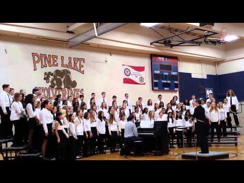 Pine Lake Middle School Choir - Come Again