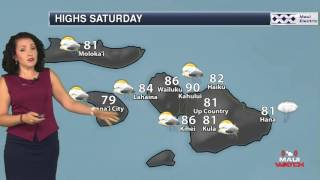 WEATHERWatch for September 16, 2016