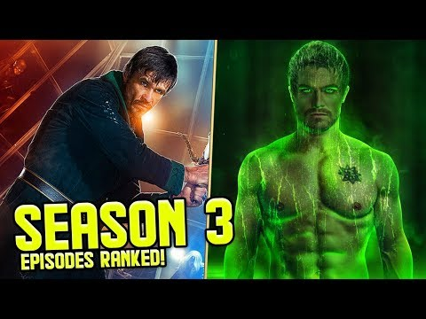 Arrow: Season 3 Episodes RANKED!