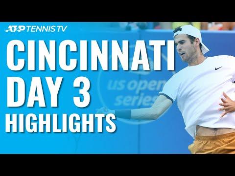 Struff Stuns Tsitsipas; Khachanov, Nishioka Advance | Cincinnati 2019 Day 3 Highlights