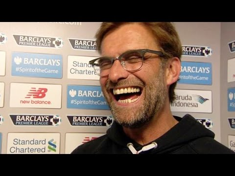 Liverpool 2-0 Watford - Jurgen Klopp Post March Interview ...