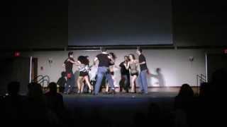 Gator Salsa Club Summer Dance Performance