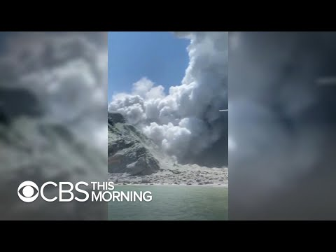 After New Zealand volcanic eruption, liability of cruise lines in question