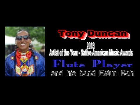 Tony Duncan PART TWO - Native American Music and Dance HD.