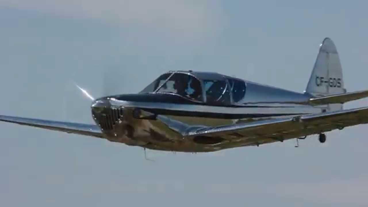 [HD] Globe GC-1B Swift Great Fly By CSU3