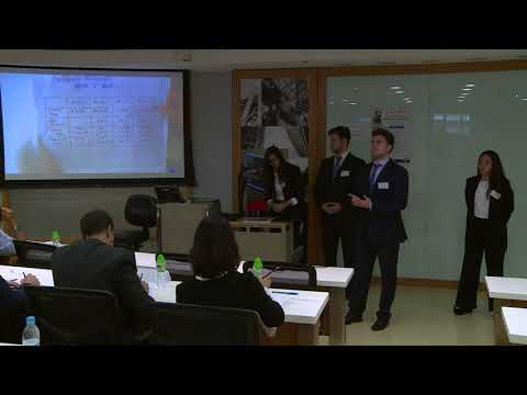 2017 Round 2 American University of Beirut - HSBC/HKU Asia Pacific Business Case Competition