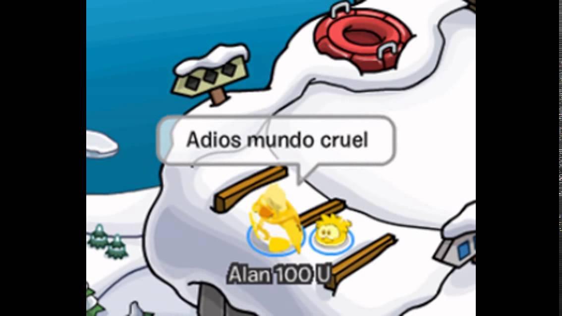 F Memes De Club Penguin Facebook