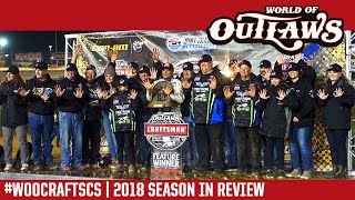 World of Outlaws Craftsman Sprint Car Series | 2018 Season In Review