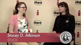 Stacey D. Atkinson interviewed by IBPA at BEA 2014