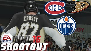 "NHL 16 - Shootout Commentary ep. 1 ""NHL 16 Has Arrived"""