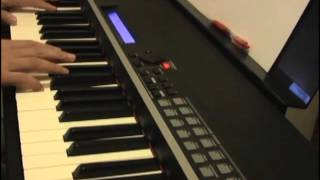 WHITE ALBUM2 静かな冬の夜 (Shizukana Fuyuno Yoru) piano solo