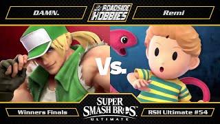 RSH Ultimate #54: DAMN. (Terry) vs Remi (Lucas) - Winners Finals
