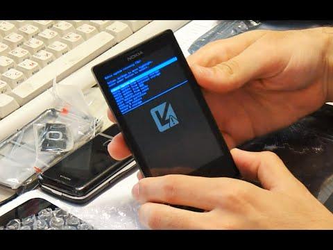 NOKIA X RM-980 HARD RESET