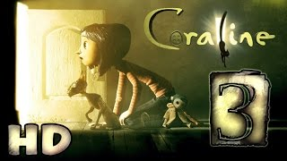 Coraline Walkthrough Part 3 (PS2) ~ Movie Game * HD *