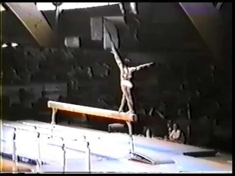 1988 European Junior Gymnastics Championships - Women's Individual Apparatus Finals