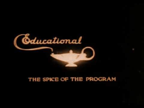 Educational Pictures animated logo - 1925