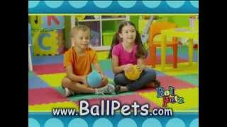 Toy Commercial 2014 - Ball Pets - Roly Poly Plush Balls With A Secret Inside
