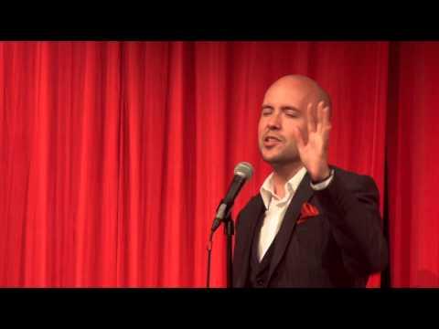 Tom Allen at Chortle's Fast Fringe