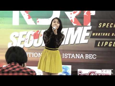 Puteri 'Taeyeon   I Love You' Sing Cover at BEC