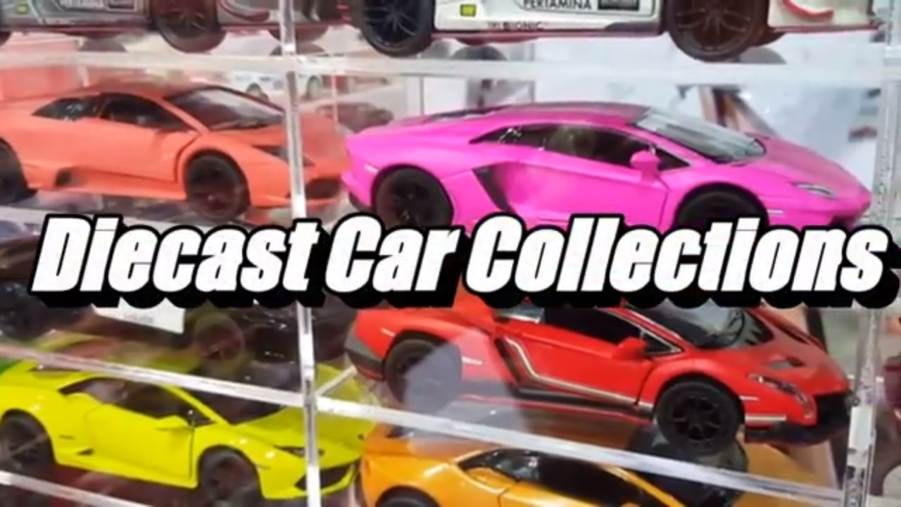 Diecast Car Collection Super Car Police Car And More At