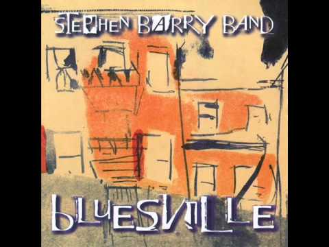 Stephen Barry Band