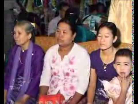 Thein Than Tun + Win Win Maw 's Wedding Videos-4