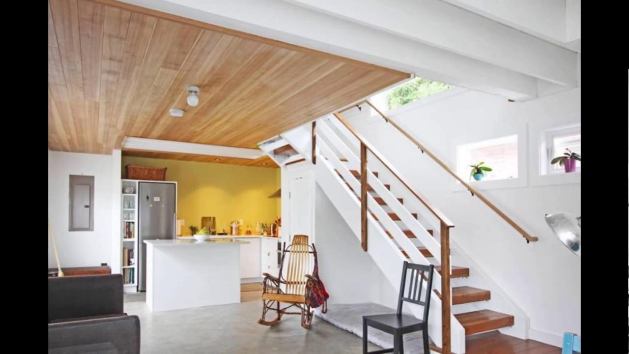 A Seattle backyard cottage :: Small House idea - YouTube
